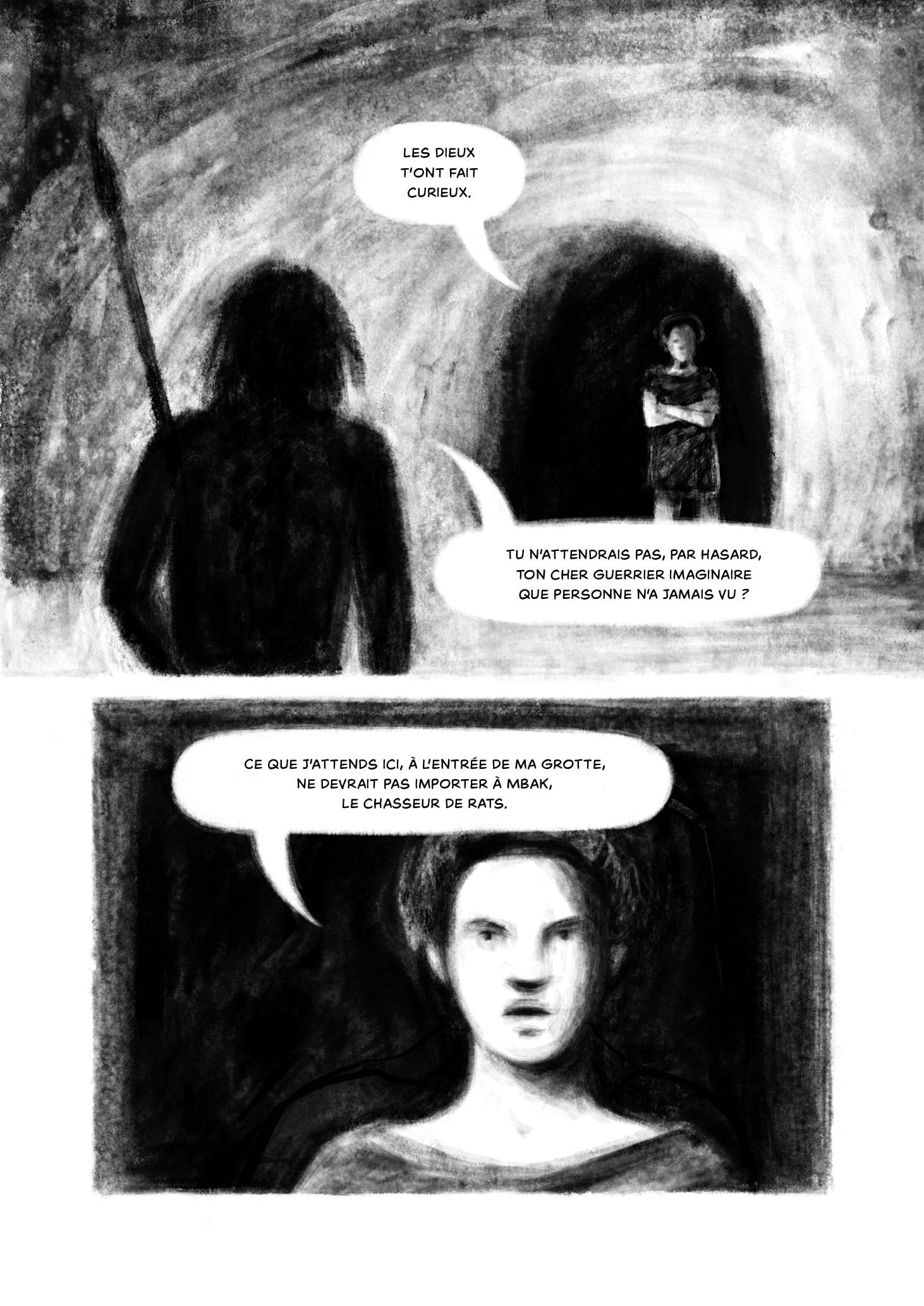 Extrait n°12 Rencontres par Santiago Arcas