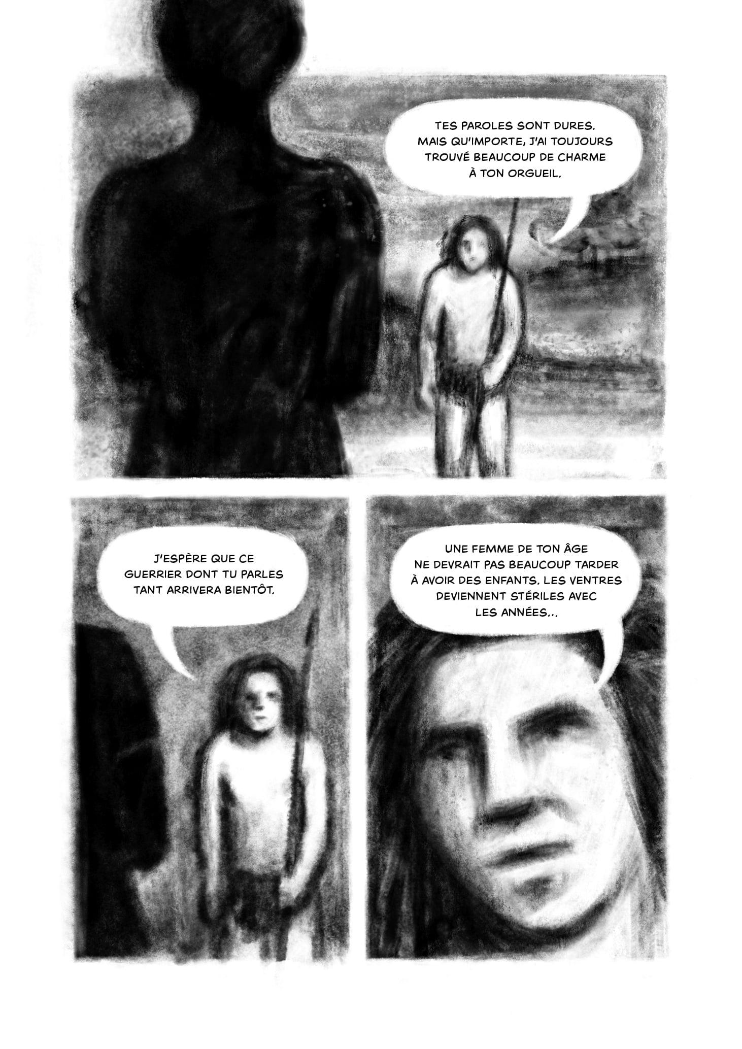 Extrait n°15 Rencontres par Santiago Arcas