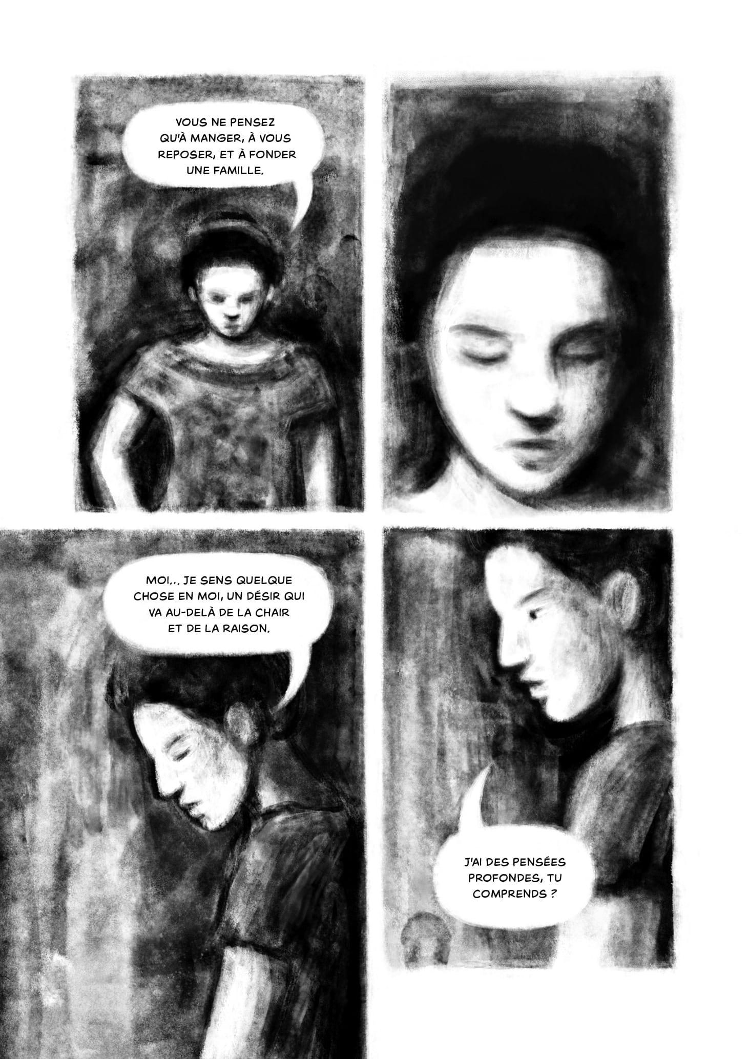 Extrait n°17 Rencontres par Santiago Arcas