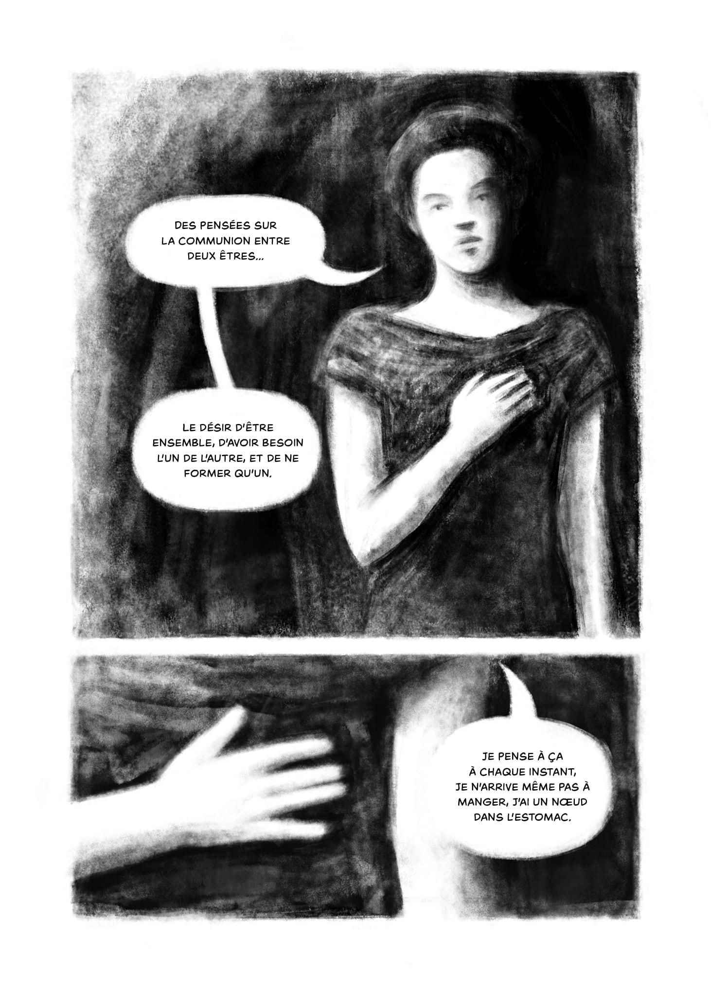 Extrait n°18 Rencontres par Santiago Arcas