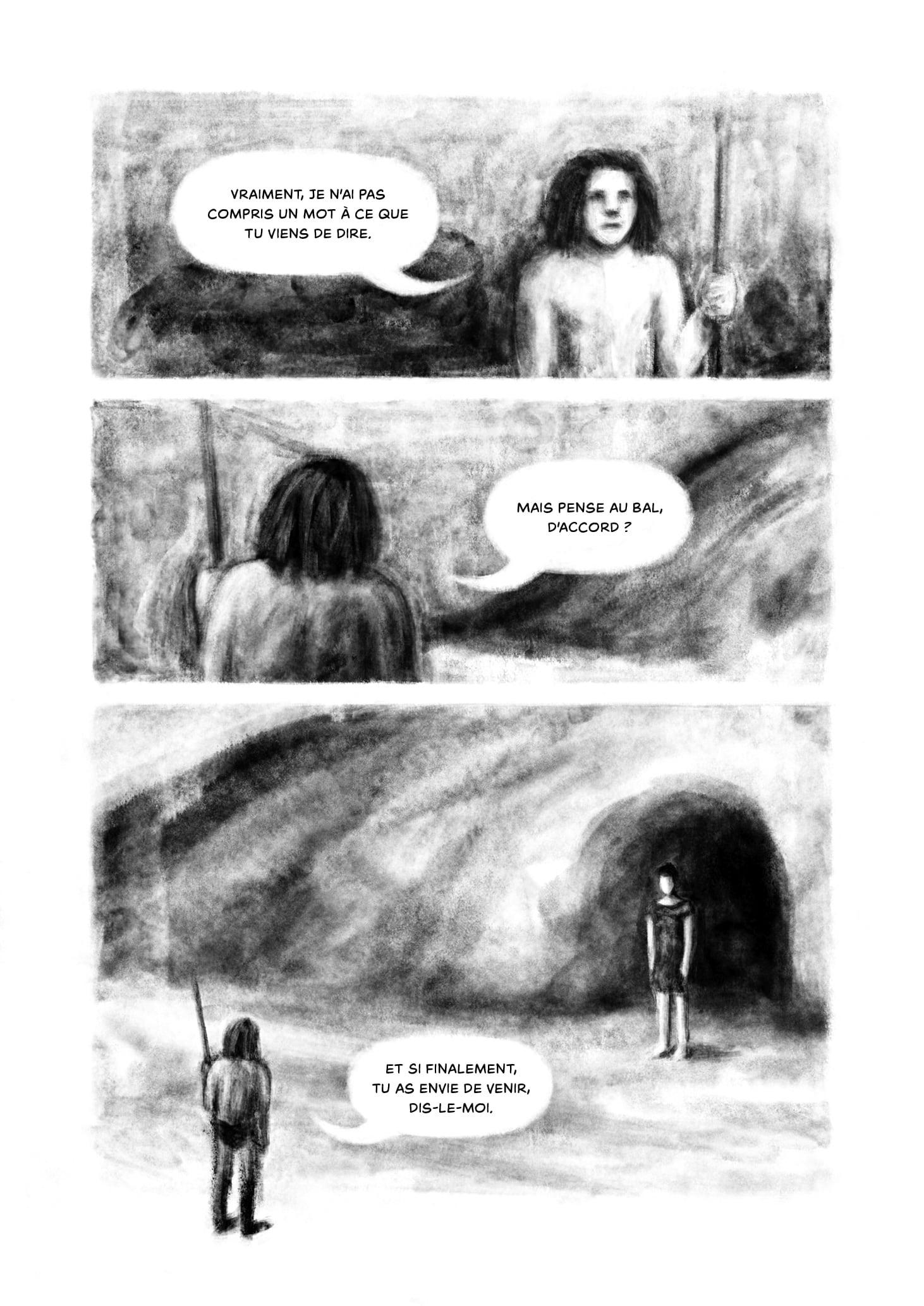 Extrait n°21 Rencontres par Santiago Arcas