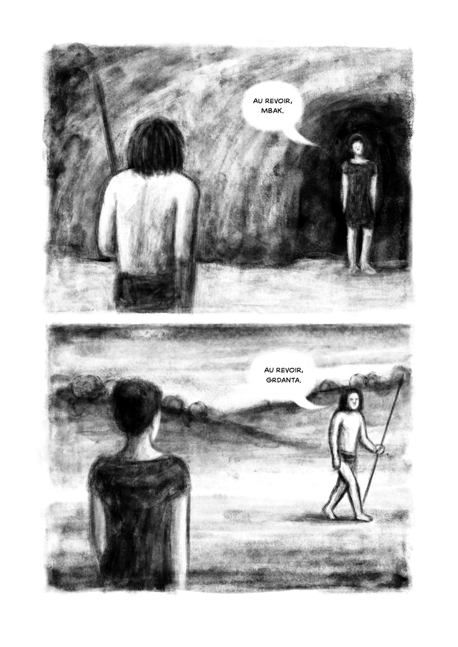 Extrait n°22 Rencontres par Santiago Arcas