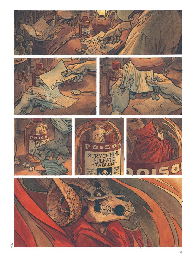 Extrait n°1 de la bd tome 4 par Juan Diaz Canales