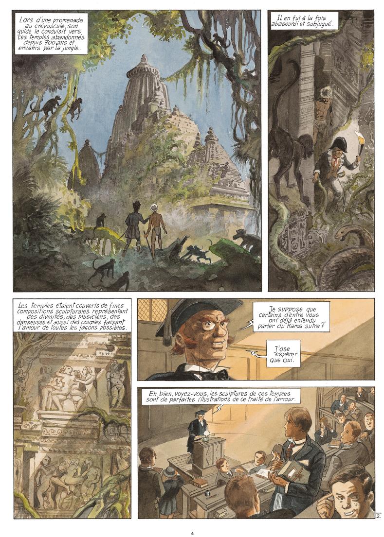 Extrait n°1 de la bd tome 6 par Maryse Charles