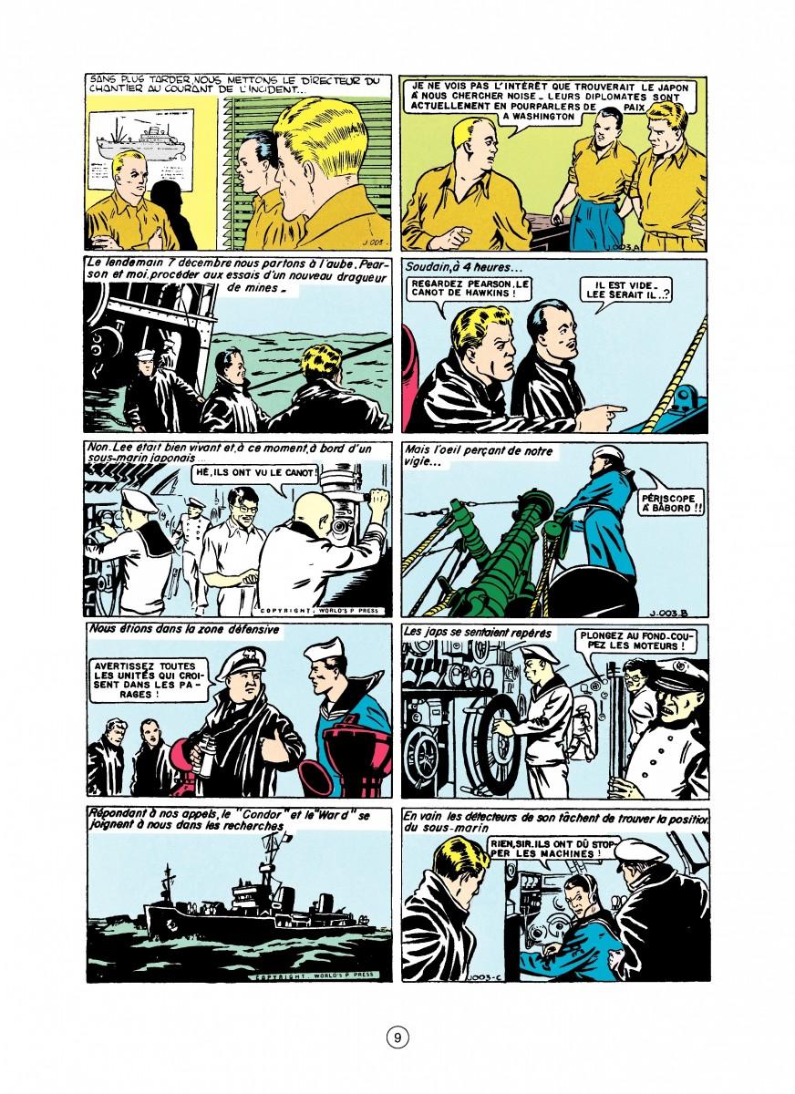 Extrait n°1 de la bd tome 1 par Jean-Michel Charlier