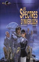 page album Les spectres d'Inverloch