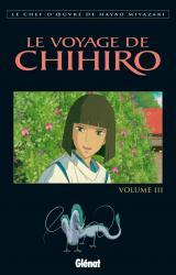 page album Le Voyage de Chihiro T.3
