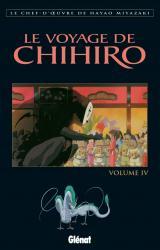 page album Le Voyage de Chihiro T.4