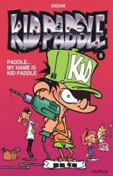 couverture de l'album Paddle... My name is Kid Paddle