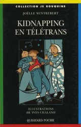 couverture de l'album Kidnapping en Télétrans