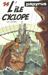 couverture de l'album L'île cyclope