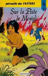 page album Sur la piste de Mowgli