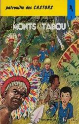 page album Le secret des Monts Tabou