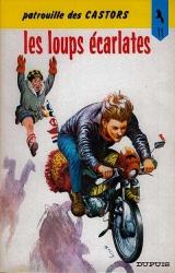 page album Les loups écarlates