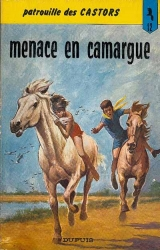 page album Menace en Camargue