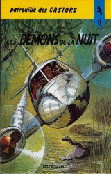 page album Les démons de la nuit