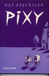 couverture de l'album Pixy