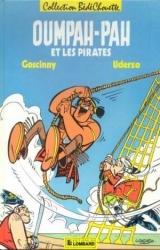 couverture de l'album Oumpah-Pah et les pirates