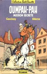couverture de l'album Mission secrète