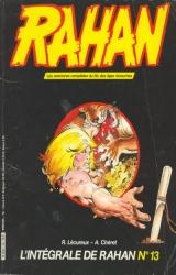couverture de l'album Rahan 1a (Intégrale noire mensuelle), n°13