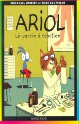 couverture de l'album Le vaccin à réaction