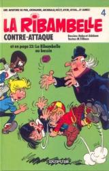 couverture de l'album La ribambelle contre-attaque