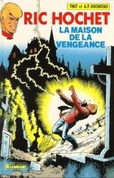 couverture de l'album La maison de la vengeance