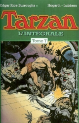 couverture de l'album Tarzan (Intégrale 01 Soleil), Intégrale 7