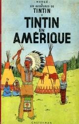 couverture de l'album Tintin en Amérique