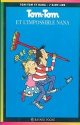 couverture de l'album Tom-Tom et l'impossible Nana