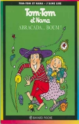 couverture de l'album Abracada... boum