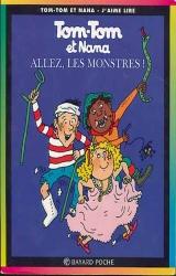 couverture de l'album Allez, les monstres !