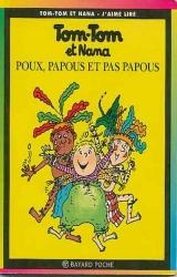 couverture de l'album Poux, papous et pas papous