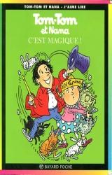 couverture de l'album C'est magique !
