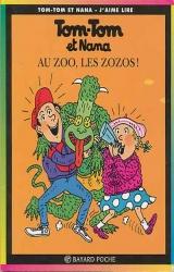 couverture de l'album Au zoo, les zozos !