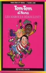 couverture de l'album Les mabouls déboulent