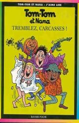 couverture de l'album Tremblez, carcasses !