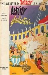 couverture de l'album Astérix Gladiateur