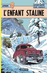 page album L'Enfant Staline