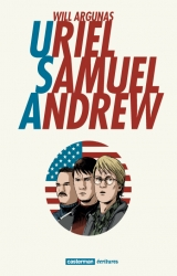 couverture de l'album Uriel Samuel Andrew