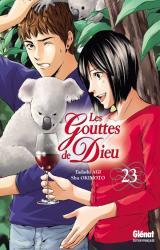 page album Les Gouttes de Dieu Vol.23
