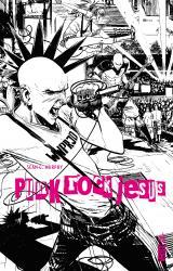 couverture de l'album Punk Rock Jesus