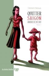 couverture de l'album Quitter Saigon