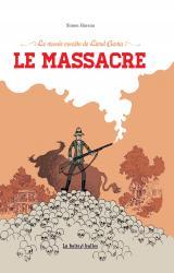 couverture de l'album Le Massacre