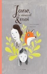 couverture de l'album Jane, le renard et moi
