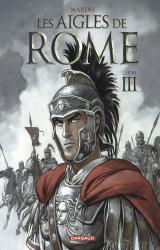 couverture de l'album Les Aigles de Rome - Livre III