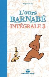 couverture de l'album L'Ours Barnabé - Intégrale T.3