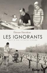 couverture de l'album Les ignorants, récit d'une initiation croisée