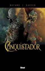 page album Conquistador Coffret T.1-2