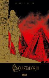 page album Conquistador T.3 - Tirage de Tête